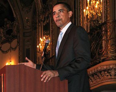 Senator Barack Obama, 2006