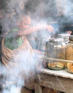Chai walla, Tarakeshwar