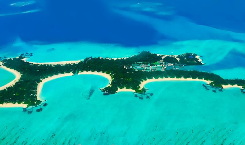 Maldivesaerialview