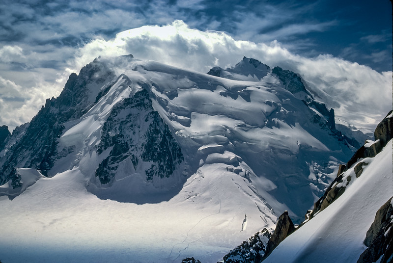 Tallest Peak in the Alps