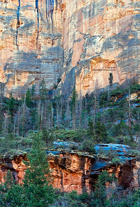 Sedona Canyon Walls