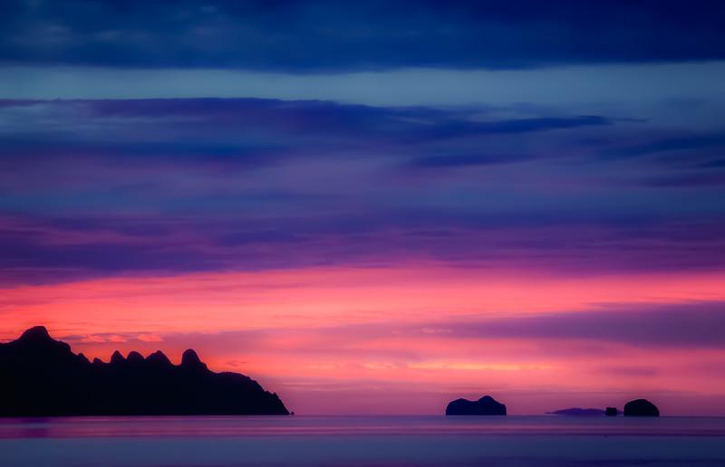 Isla Danzante from Puerto Escondido, Baja California Sur, Mexico