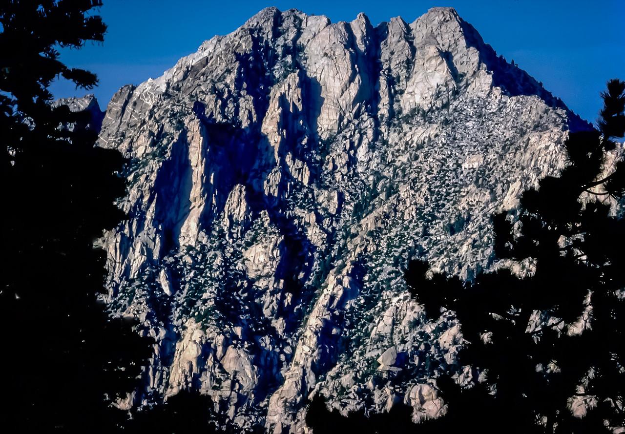 Picacho del Diablo- 10,157' the highest summit in Baja California, this incredible peak is also known as Cerro de la Encantada