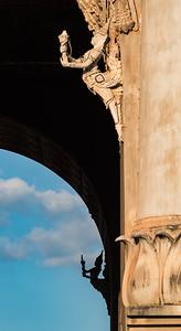 Patouxy Monument, Vientiane, Laos