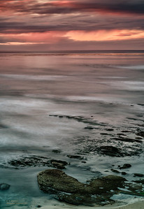 Sunset Cliffs at Sunset