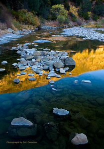 Cache Creek Reflections