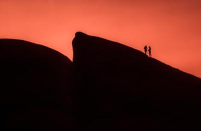 Rock Climbing in Joshua Tree National Park