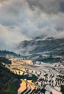 Yunyang Rice Terraces, Yunan Province