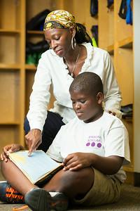 Emerging Scholar's view book photo shoot, July 2014.  Photo by Jason Dixson Photography. www.jasondixson.com.