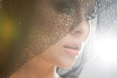 Makeup shoot with Samira.  Makeup by Soo Park.