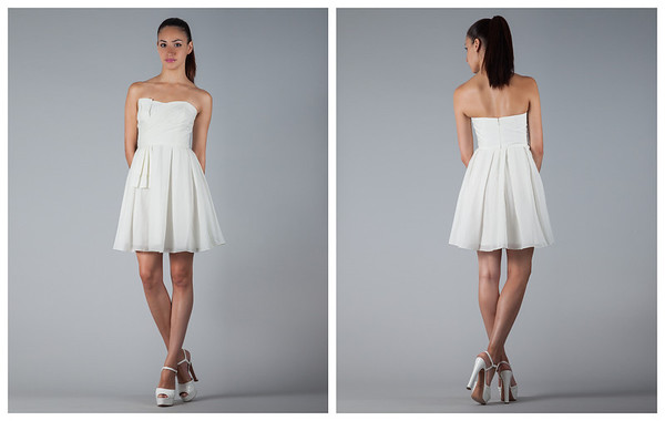 Lookbook shoot for Jill Stuart Fashion Design.