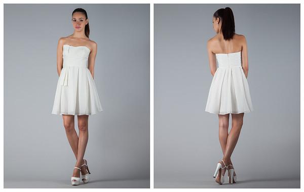 Lookbook shoot for Jill Stuart Fashion Design.