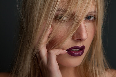 Makeup potfolio shoot.