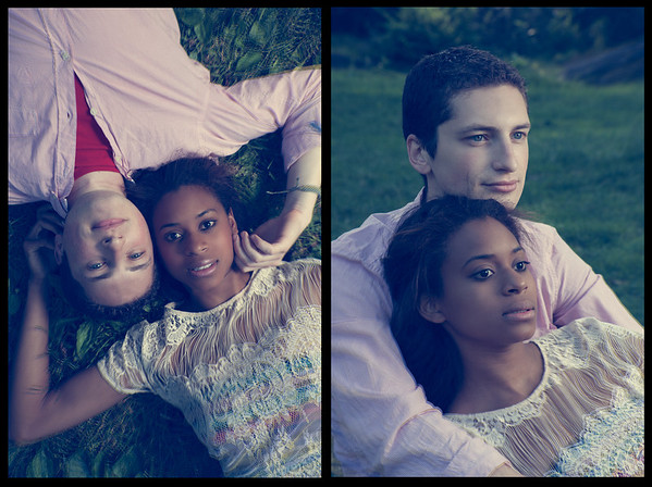 Couple portrait shoot.