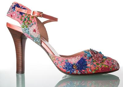 For Twinstars: Beaded Shoe