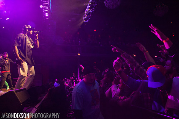 Bone Thugs-N-Harmony @ Fillmore Silver Spring 3/15/13. Photo by Jason Dixson Photography.