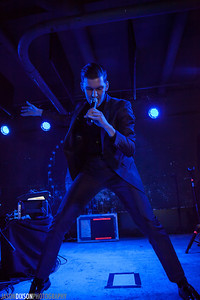 Willy Moon @ U Street Music Hall 2/22/2013.  Photo courtesy of Jason Dixson Photography.