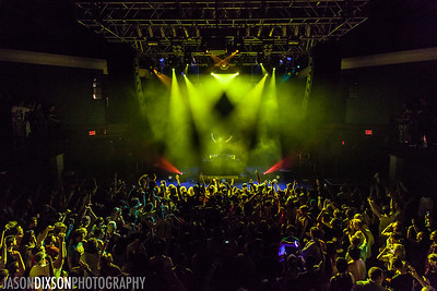 Rusko @ 930 Club on 4/18/2013. Photo by Jason Dixson Photography.