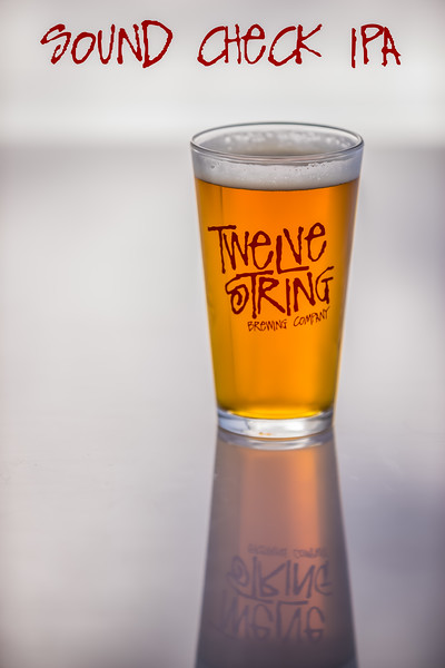 Studio shoot- Twelve String Brewing Company, Spokane Valley, Washington
