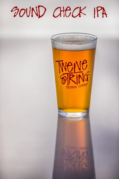 Studio shoot- Twelve String Brewing Company, Spokane Valley, Washington
