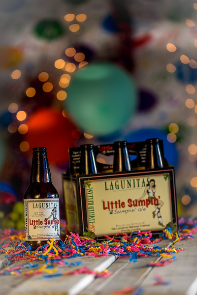 Time to party with Lagunitas Brewing