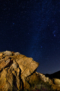 Anza-Borrego DSP Night Sky