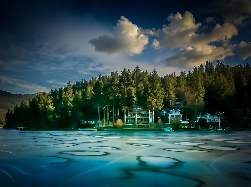 Dreamwood Bay, Liberty Lake, Washington