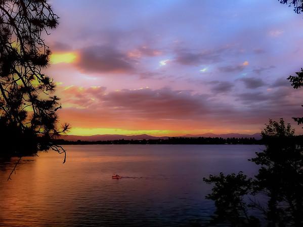 Dreamwood Bay, Liberty Lake, Washington
