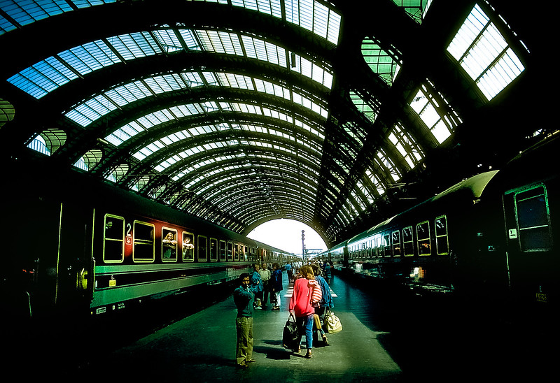 Munich Train Station, Germany