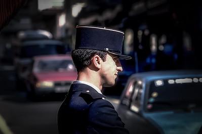 The Gendarme, Marseille, France