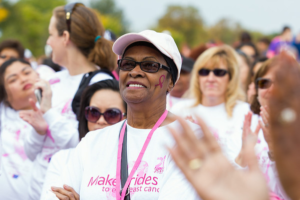 American Cancer Society Making Strides Against Breast Cancer. 10/20/2012.