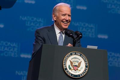 Vice President Joe Biden in Nashville, TN.
