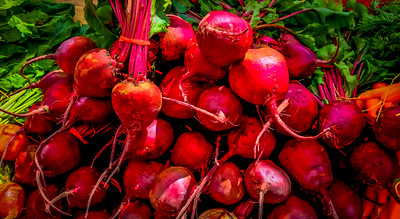 Colorful Beets!