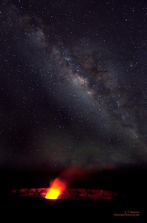 Heaven and Hell - Hawaii's Big Island