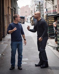 NCIS - Chris O'Donald - LL Cool J