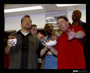 Best Damn Sports Show Period - Commercial - Tom Arnold - Director Pam Thomas
