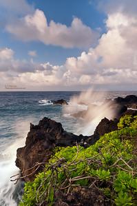 Nice Day on Maui's Hana Coast
