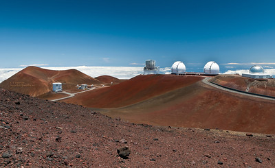 Summit of Mauna Kea