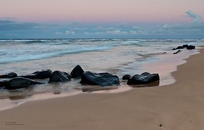 Kauai Beach Sunset