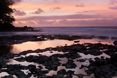 Maui Beach (Hana Side) Sunrise