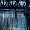 Calumet River in Chicago -  December 2018
