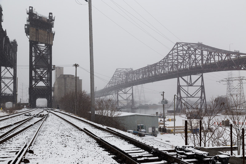 Calumet River Bridges - December 2017