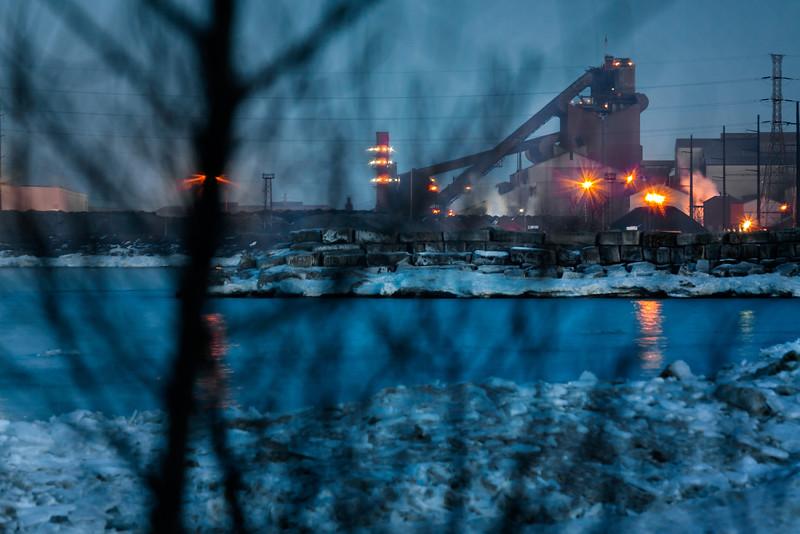 East Chicago Steel Mills - 2010