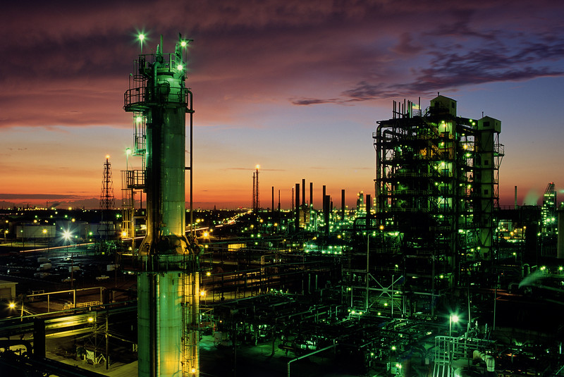 Whiting Refinery 1991