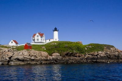 Landscapes-Lighthouse-York Maine