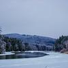Lamoille River, Fairfax, Vermont