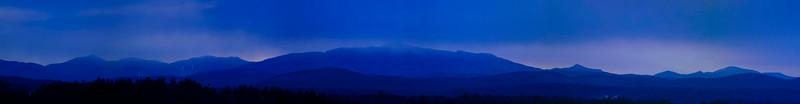 Green Mountains Panorama