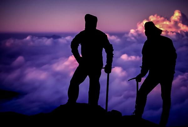 Mountaineering, Pico de Orizaba, Mexico