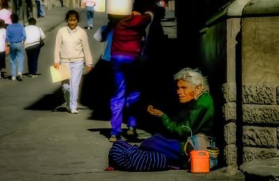 Los Calles, Guanajuato, Mexico