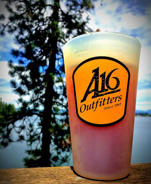 Outdoor Product Photography taken at Liberty Lake, Washington